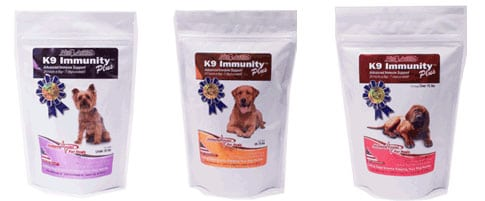 K9 Immunity Plus Natural Dog Cancer Immunity Supplement