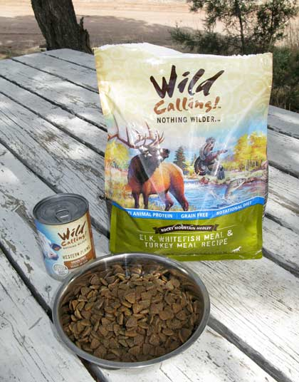 Wild Calling High Protein Grain Free Dog Food Review