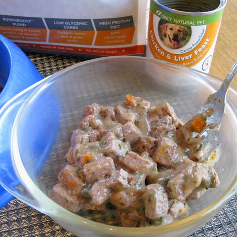Only Natural Pet grain-free PowerStew Canned Dog Food
