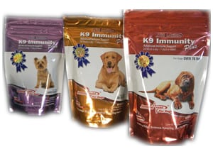 K9 Immunity Plus coupon