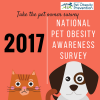2017 pet obesity survey