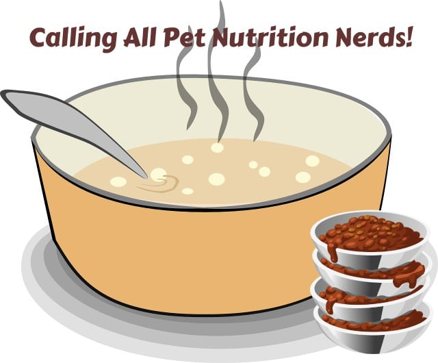 Pet Diet Nutrition Spreadsheet