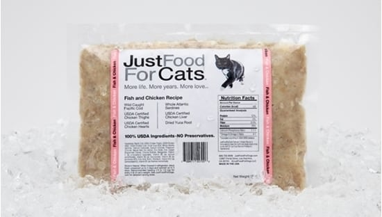 Just Food For Cats