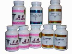 Save on Bulk K9 Immunity Cancer Supplement
