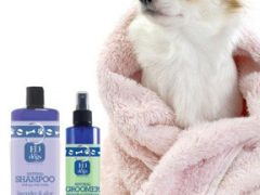 EO Natural Pet Grooming Care Products
