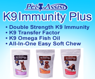 K9 Immunity Plus Natural Dog Cancer Supplement