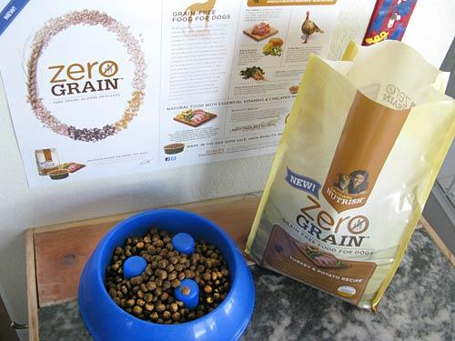 Nutrish Zero Grain Dog Food