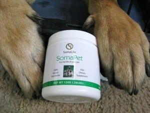 SomaPet Natural Dog Dietary Supplement
