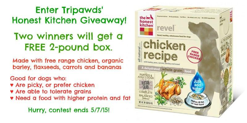 Revel Honest Kitchen giveaway