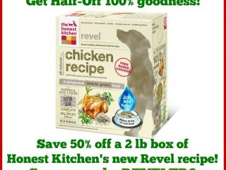Honest Kitchen Coupon