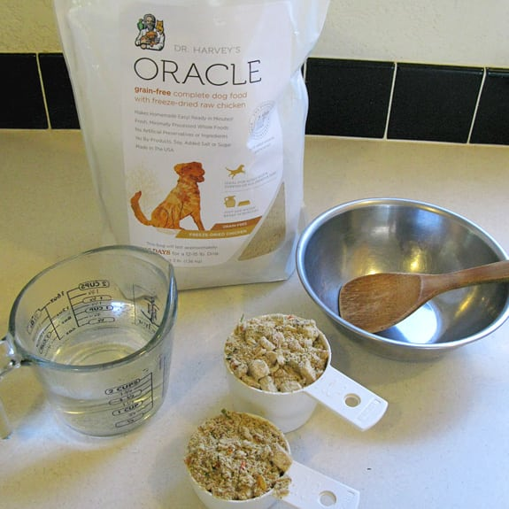 Oracle Freeze Dried Raw Dog Food
