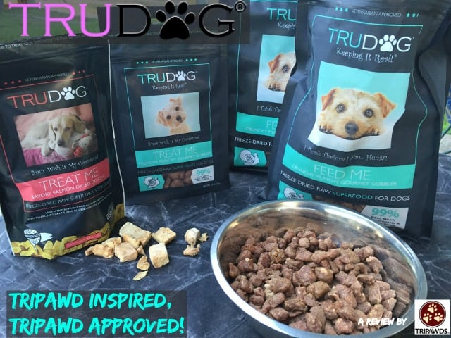 raw dog food nutrition