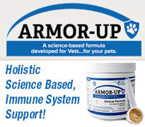 Armor Up Canine Immune Supplement