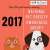 2017 pet obesity survey