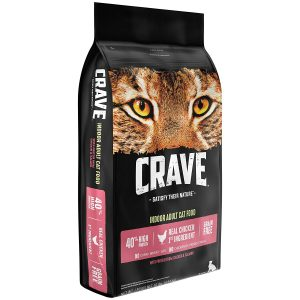 crave cat food