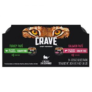 crave wet cat food