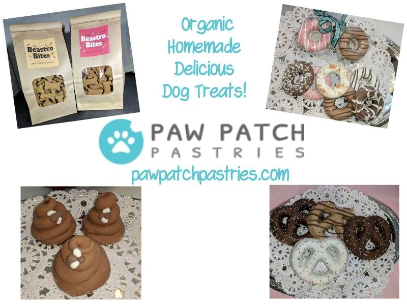Organic dog treats online