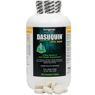 Real Dasuquin pet supplement by Nutramax