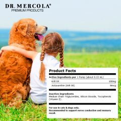 Dr Mercola Krill Oil