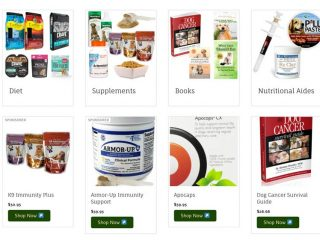 tripawds nutrition store
