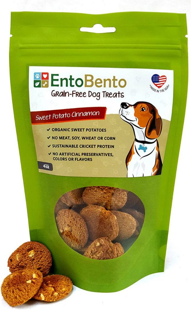 EntoBento Grain Free Dog Treats