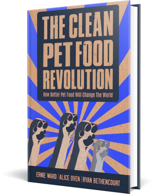 Clean Pet Food Revolution Book