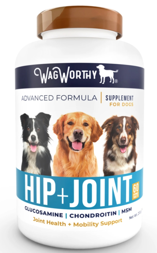 canine hip and joint supplement