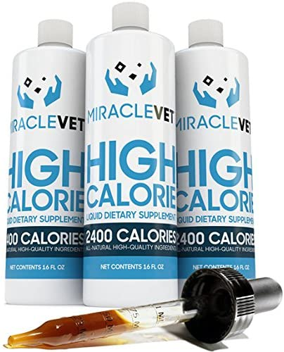 weight gain supplements for cats and dogs