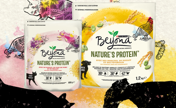 Purina Beyond Nature's Protein