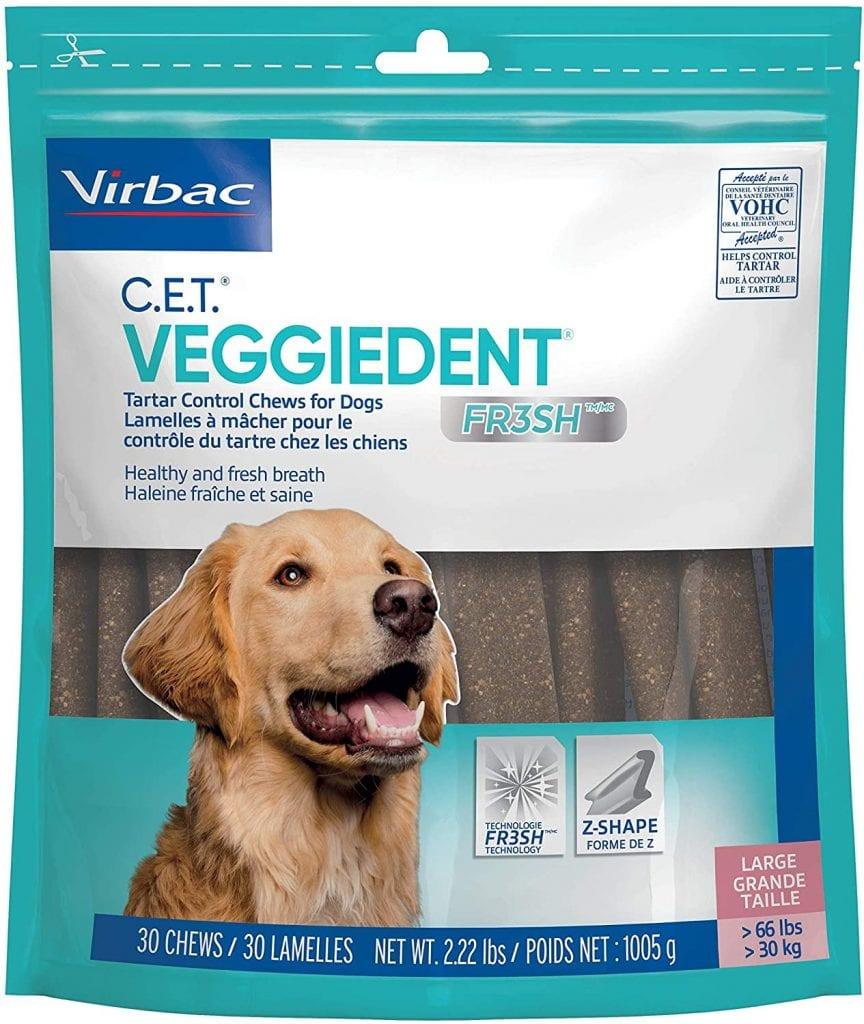 VOHC Pet Dental Health Treats