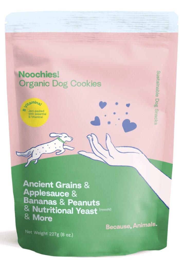 Noochies plant based pet treats coupon