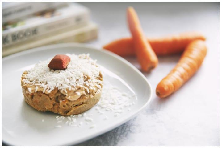 best dog friendly carrot cake recipe