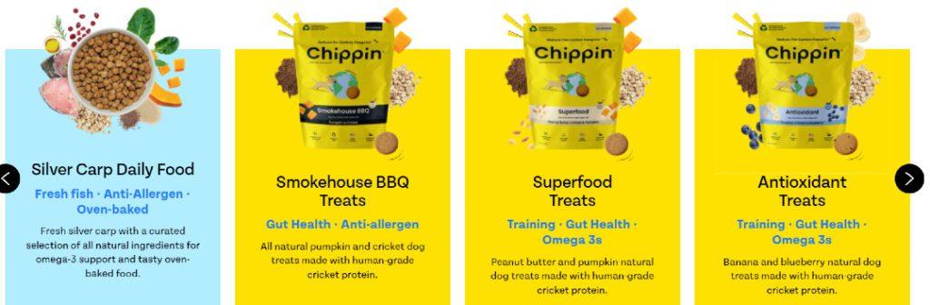protein alternative dog food